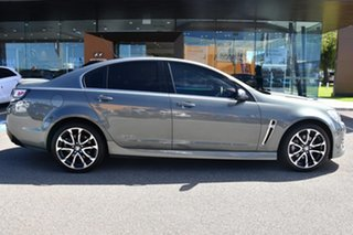2016 Holden Commodore VF II MY16 SS V Grey 6 Speed Sports Automatic Sedan