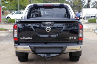 2020 Nissan Navara D23 S4 MY20 ST-X 4x2 Black 7 Speed Sports Automatic Utility