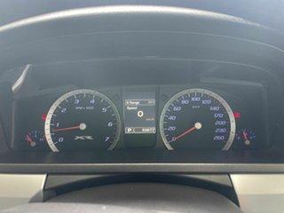 2012 Ford Falcon FG MK2 XR6 Blue 6 Speed Auto Seq Sportshift Utility