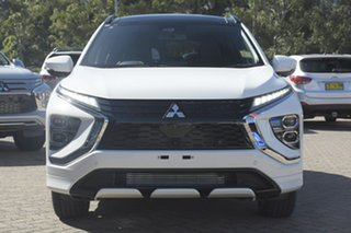 2021 Mitsubishi Eclipse Cross YB MY21 Exceed 2WD Sterling Silver 8 Speed Constant Variable Wagon