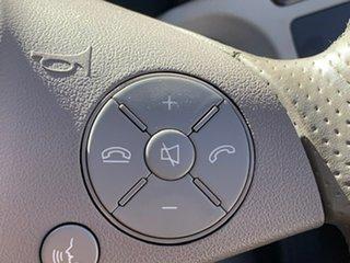2009 Mercedes-Benz E-Class C207 E250 CGI Avantgarde Grey 5 Speed Sports Automatic Coupe