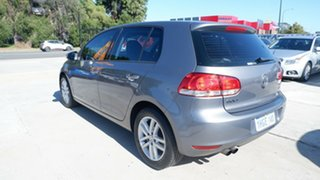 2010 Volkswagen Golf VI MY10 118TSI DSG Comfortline Grey 7 Speed Sports Automatic Dual Clutch Wagon