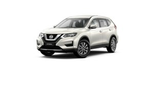 2020 Nissan X-Trail T32 Series III MY20 ST 2WD Ivory Pearl 6 Speed Manual Wagon