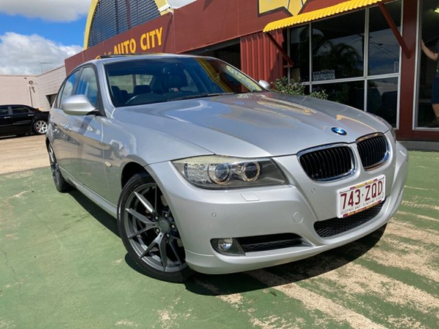 Used BMW 3 Series E90 MY09.5 320d Steptronic Executive Toowoomba, 2009 BMW 3 Series E90 MY09.5 320d Steptronic Executive 6 Speed Sports Automatic Sedan