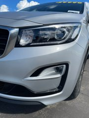 2019 Kia Carnival SI Silky Silver Sports Automatic Wagon