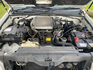 2008 Toyota Landcruiser Prado KDJ120R GX White 6 Speed Manual Wagon