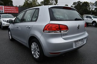 2012 Volkswagen Golf VI MY12.5 90TSI DSG Trendline Silver 7 Speed Sports Automatic Dual Clutch.