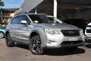 2011 Subaru XV G4X MY12 2.0i Lineartronic AWD Silver 6 Speed Constant Variable Wagon.