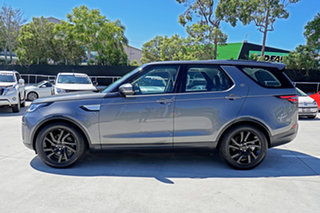 2017 Land Rover Discovery Series 5 L462 MY17 SD4 HSE Grey 8 Speed Sports Automatic Wagon