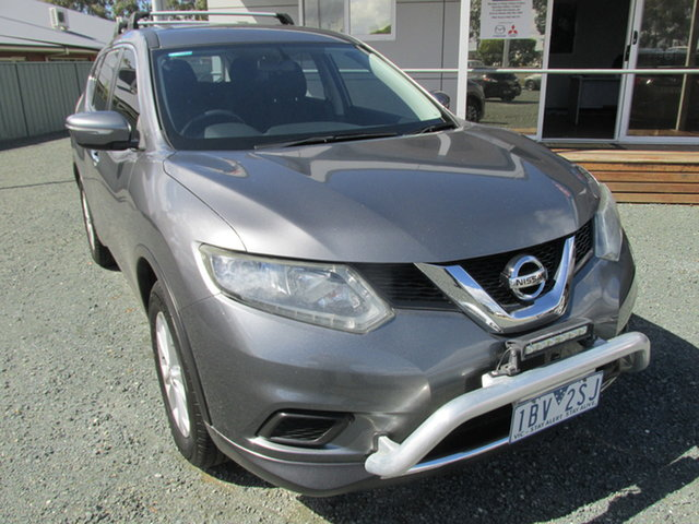 Used Nissan X-Trail T32 ST 2WD Echuca, 2014 Nissan X-Trail T32 ST 2WD Grey 6 Speed Manual Wagon