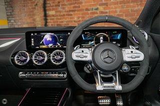 2021 Mercedes-Benz GLA-Class H247 801+051MY GLA45 AMG SPEEDSHIFT DCT 4MATIC+ S Cosmos Black 8 Speed