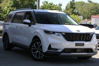 2020 Kia Carnival KA4 MY21 SLi Snow White 8 Speed Sports Automatic Wagon.