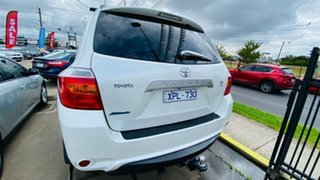 2010 Toyota Kluger GSU40R Altitude 2WD 5 Speed Sports Automatic Wagon