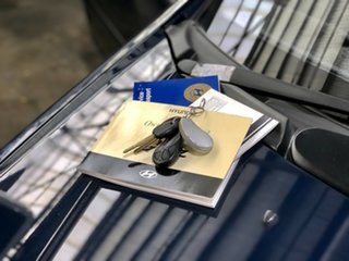 2003 Hyundai Getz TB GL Blue 5 Speed Manual Hatchback