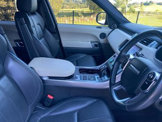 2014 Land Rover Range Rover Sport L494 MY15 HSE White 8 Speed Sports Automatic Wagon