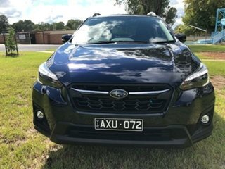 2019 Subaru XV MY19 2.0I-S Blue Continuous Variable Wagon.
