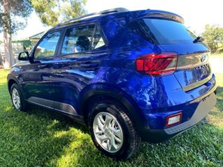 2021 Hyundai Venue QX.V3 MY21 Intense Blue 6 Speed Manual Wagon
