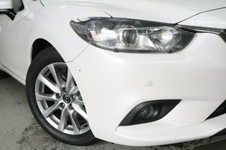 2017 Mazda 6 6C MY17 (gl) Sport Snowflake White 6 Speed Automatic Sedan.