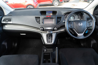 2014 Honda CR-V RM MY14 DTi-S 4WD Silver 5 Speed Automatic Wagon