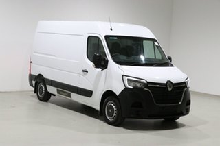 2020 Renault Master X62 Phase 2 MY20 Pro MWB FWD (110kW) L2H2 White 6 Speed Automated Manual Van