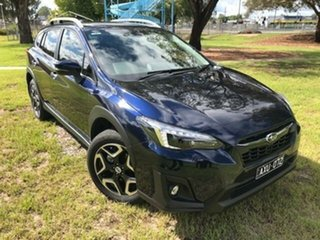 2019 Subaru XV MY19 2.0I-S Blue Continuous Variable Wagon.