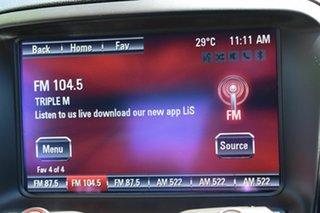 2015 Holden Commodore VF MY15 SS Red 6 Speed Manual Sedan