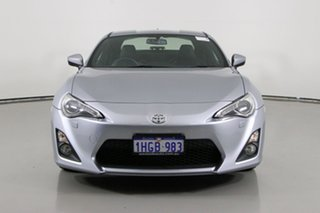 2014 Toyota 86 ZN6 MY14 GTS Silver 6 Speed Manual Coupe.