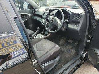 2011 Toyota RAV4 ACA33R MY11 CV Black 4 Speed Automatic Wagon