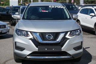 2019 Nissan X-Trail T32 Series II TS X-tronic 4WD Silver 7 Speed Constant Variable Wagon.