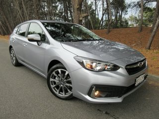 2021 Subaru Impreza G5 MY21 2.0i-L CVT AWD Ice Silver 7 Speed Constant Variable Hatchback.