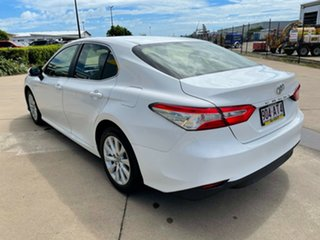 2019 Toyota Camry ASV70R Ascent White/090419 6 Speed Sports Automatic Sedan