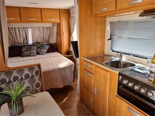 2013 Coromal Element Caravan