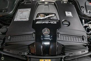 2020 Mercedes-Benz E-Class W213 801MY E63 AMG SPEEDSHIFT MCT 4MATIC+ S Cavansite Blue 9 Speed
