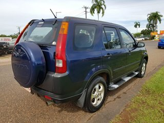 2003 Honda CR-V RD MY2003 Sport 4WD Blue 5 Speed Manual Wagon