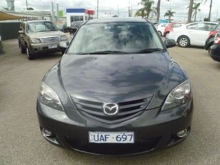 2005 Mazda 3 BK1031 SP23 Grey 4 Speed Sports Automatic Hatchback.