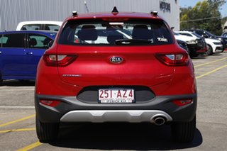 2020 Kia Stonic YB MY21 Sport FWD Signal Red 6 Speed Automatic Wagon