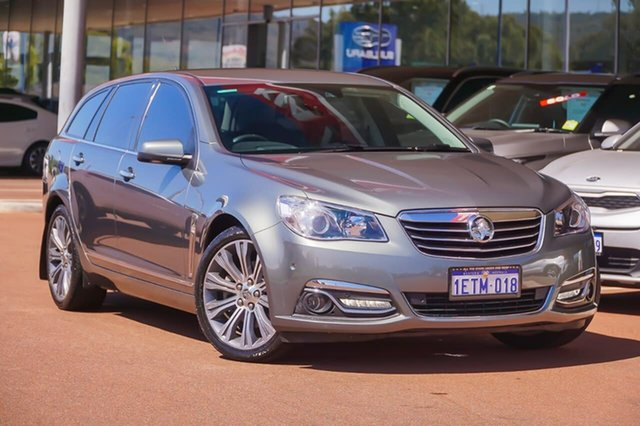 Used Holden Calais VF MY15 V Sportwagon Gosnells, 2015 Holden Calais VF MY15 V Sportwagon Grey 6 Speed Sports Automatic Wagon