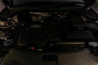 2012 Audi Q3 8U MY13 TDI S Tronic Quattro White 7 Speed Sports Automatic Dual Clutch Wagon