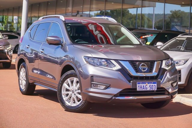 Used Nissan X-Trail T32 Series II ST-L X-tronic 2WD Gosnells, 2020 Nissan X-Trail T32 Series II ST-L X-tronic 2WD Grey 7 Speed Constant Variable Wagon