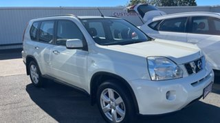 2008 Nissan X-Trail T31 TL White 6 Speed Sports Automatic Wagon.