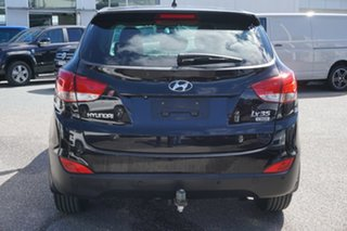 2013 Hyundai ix35 LM2 SE AWD Black 6 Speed Sports Automatic Wagon