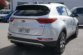 2016 Kia Sportage QL MY17 GT-Line AWD Silver 6 Speed Sports Automatic Wagon