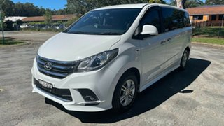 2020 LDV G10 SV7A Executive White 6 Speed Sports Automatic Wagon.