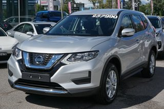 2019 Nissan X-Trail T32 Series II TS X-tronic 4WD Silver 7 Speed Constant Variable Wagon
