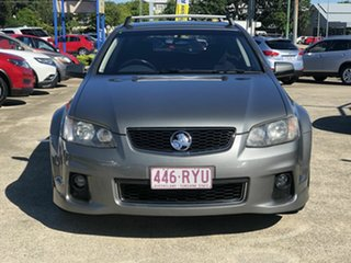 2011 Holden Commodore VE II MY12 SV6 Sportwagon Grey 6 Speed Sports Automatic Wagon