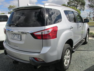 2015 Isuzu MU-X MY15 LS-T Rev-Tronic Silver 5 Speed Sports Automatic Wagon