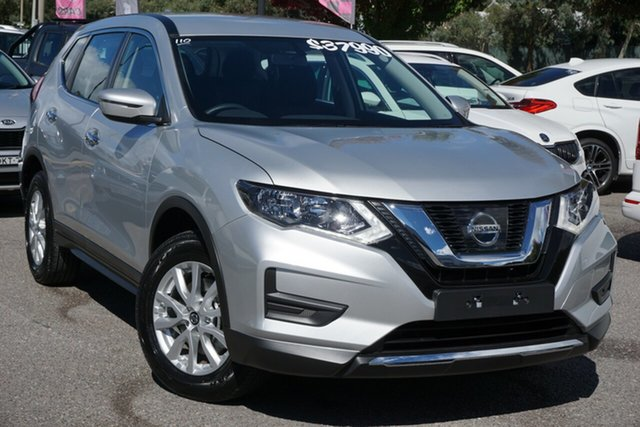 Used Nissan X-Trail T32 Series II TS X-tronic 4WD Phillip, 2019 Nissan X-Trail T32 Series II TS X-tronic 4WD Silver 7 Speed Constant Variable Wagon