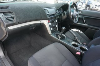 2006 Subaru Liberty B4 MY06 Safety Pack AWD Blue 5 Speed Manual Sedan