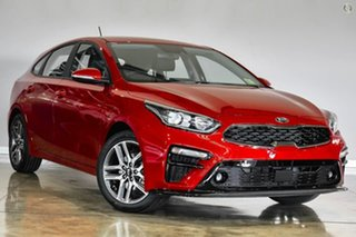 2020 Kia Cerato BD MY21 Sport Red 6 Speed Manual Hatchback.