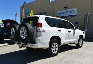2010 Toyota Landcruiser Prado KDJ150R GX (4x4) White 6 Speed Manual Wagon